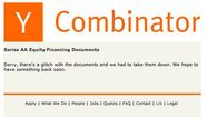 Y Combinator To Offer Funding Docs