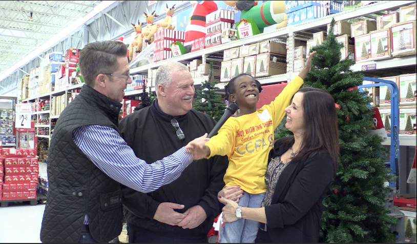 the W.I.R.E. - 1st Annual Shop With The Sheriff Event 2014