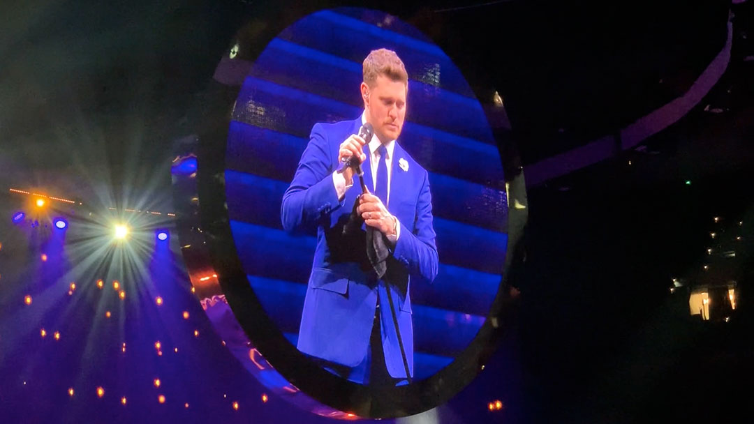 Michael Buble Full Encore Philadelphia PA 2-24-19